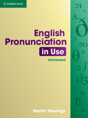 English Pronunciation in Use Advanced Edition with answers