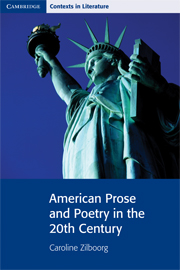 American Prose and Poetry in 20th Century