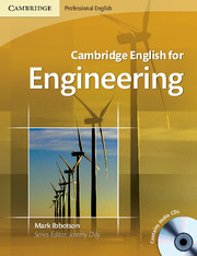 Cambridge English for Engineering Intermediate to Upper Intermediate Student's Book with Audio CDs (2)