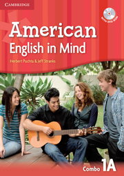 American English in Mind 1 Combo A+DVDROM