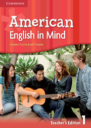 American English in Mind 1 Teacher's Book