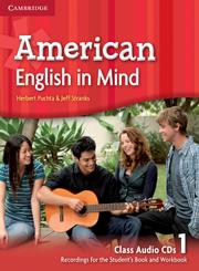 American English in Mind 1 Class Audio CD