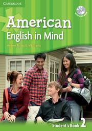 American English in Mind 2 Student's Book +DVDROM
