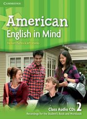 American English in Mind 2 Class Audio CD
