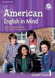 American English in Mind 3 Student's Book +DVDROM