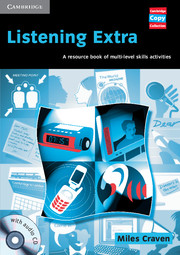 Listening Extra Book and Audio CDs (2)