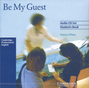 Be My Guest Audio CDs (2)