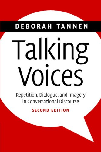 talk in the intimate relationship by deborah tannen