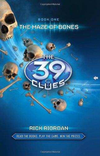 39 Clues 1: Maze of Bones