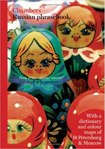 Chambers Russian Phrasebook