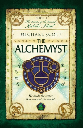 Alchemyst (The Secrets of Nicholas Flamel, book 1)