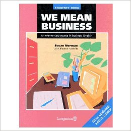 We Mean Business Students' Book