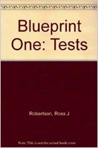 Blueprint One Tests