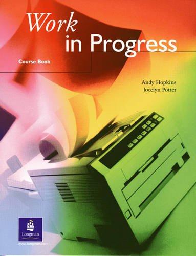 Work in Progress Coursebook