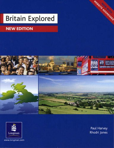 Britain Explored Book (New Edition)