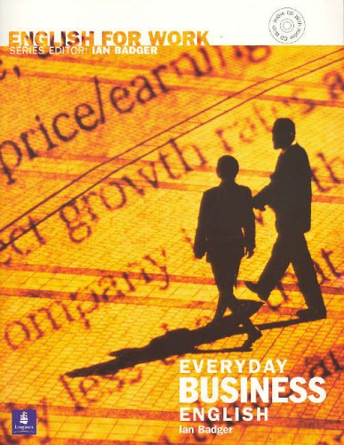 Everyday Business English Book/Audio CD