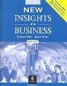 New Insights into Business Workbook (BEC)