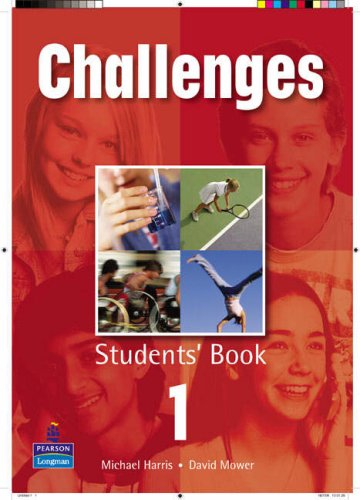 Challenges Level 1 Students' Book