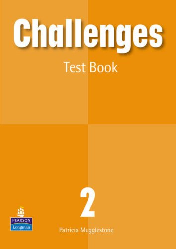 Challenges Level 2 Test Book