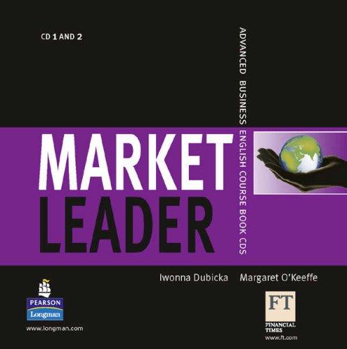 Market Leader Advanced Class CDs (2)