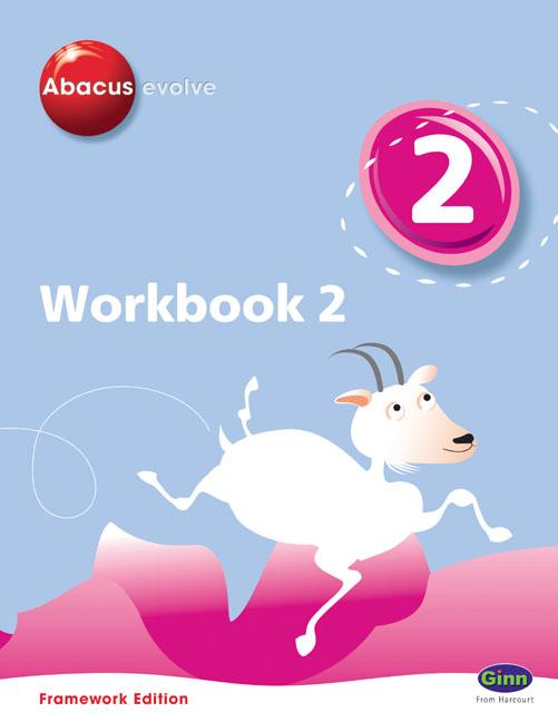 Abacus Evolve Year 2/Part 3 Workbook 2 (Pack of 8 Framework)