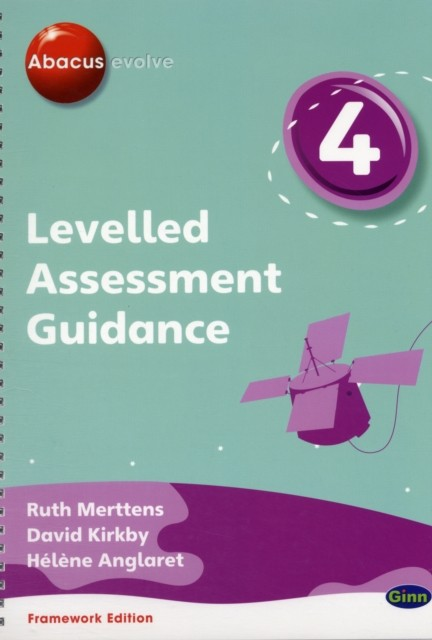 Abacus Evolve Levelled Assessment Guide Year 4 Paperback