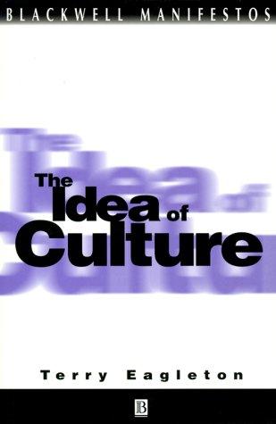 Idea Of Culture
