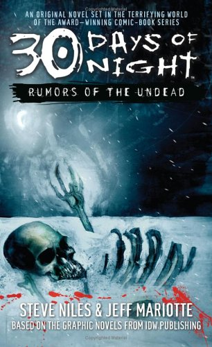 30 Days of Night: Rumors of Undead