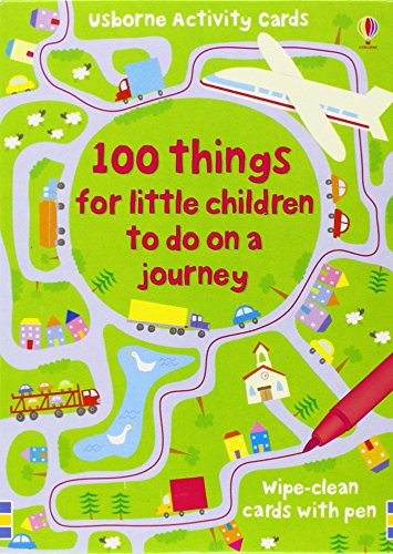 100 Things for Little Children to Do on a Journey (Activity Cards)