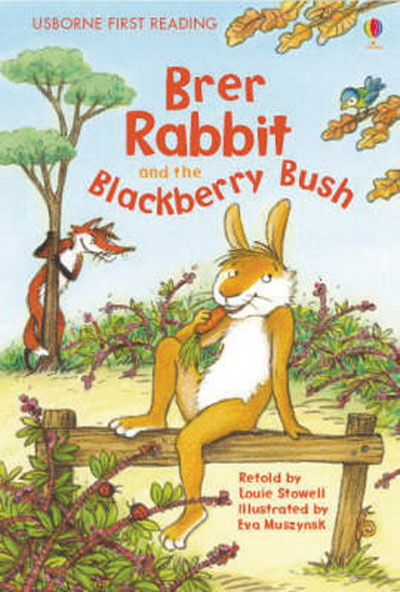 Brer Rabbit and Blackberry Bush  HB level 2
