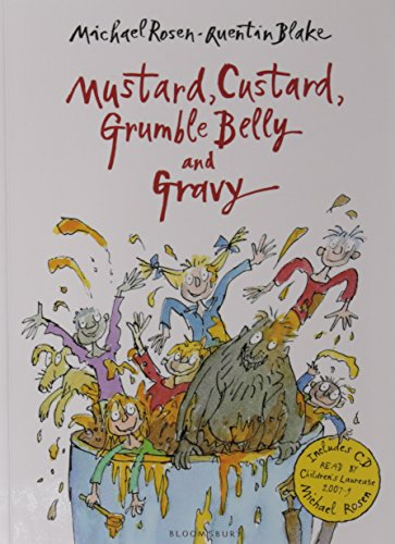 Mustard, Custard, Grumble Belly and Gravy with CD