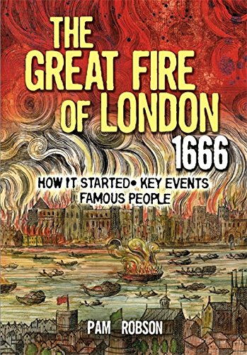 All About: The Great Fire of London 1666