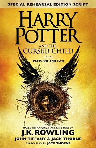 Harry Potter and the Cursed Child - Parts I & II (The Official Script Book)
