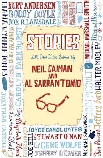 Stories (edited by Neil Gaiman)
