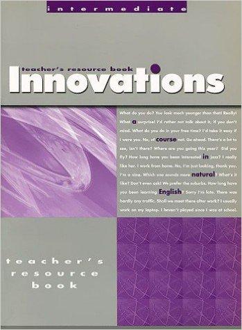 Innovations Intermediate Teacher's Resource Book
