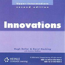 Innovations Upper-Intermediate Audio CD(x1)