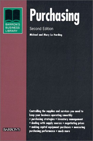 Purchasing 2nd Edition
