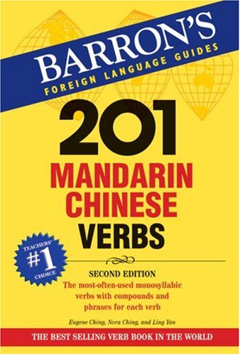 201 Mandarin Chinese Verbs 2 Edition