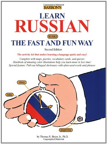 Learn Russian the Fast and Fun Way 2nd Edition