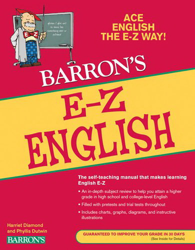 Barron's E-Z English 5th Edition