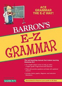 Barron's E-Z Grammar 2nd Edition