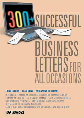 300+ Successful Business Letters for All Occasions 3rd Edition