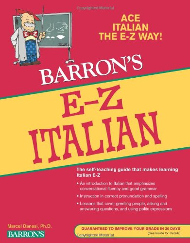 Barron's E-Z Italian 4th Edition