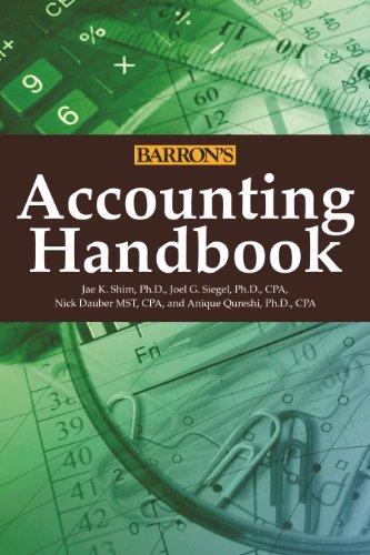 Accounting Handbook 6th Edition