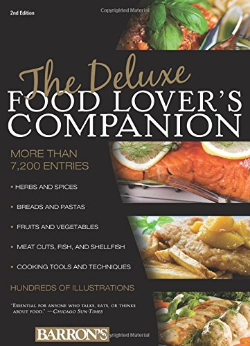 Deluxe Food Lover's Companion