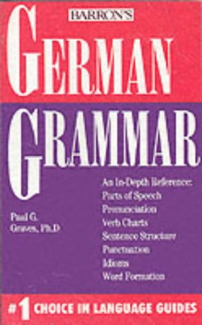 Barron's German Grammar