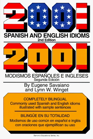 2002 Spanish and English Idioms  2 Edition