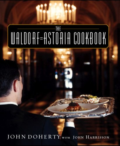 Waldorf-Astoria Cookbook