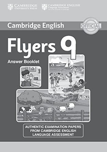 Cambridge English Young Learners 9 Flyers 