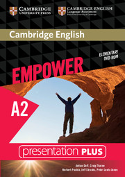 Camb Eng Empower Elem Pres Plus DVD-Rom